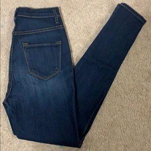 BNWOT Fashion Nova High Waisted Jeans